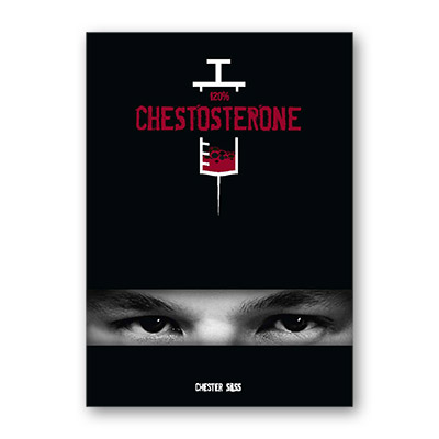 120% Chestosteron by Chester Sass - Book