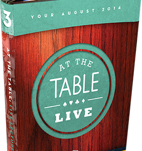 At the Table Live Lecture August 2014 (4 DVD set) - DVD