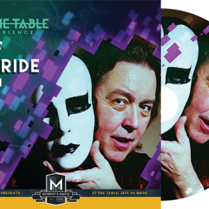 At the Table Live Lecture Jeff McBride Part 1 - DVD