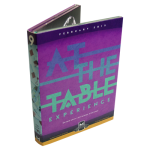 At the Table Live Lecture February 2015 (4 DVD set) - DVD