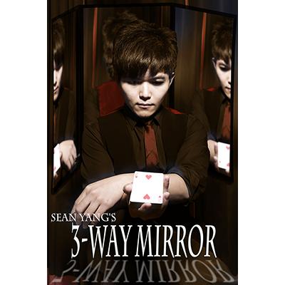 3-Way Mirror by Sean Yang and Magic Soul - Trick
