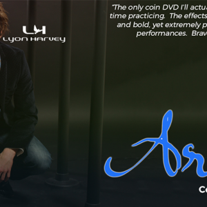 Aria by Lyon Harvey - DVD