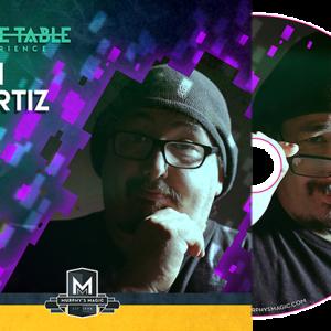 At The Table Live Lecture Dani DaOrtiz 2 - DVD