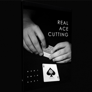 Real Ace Cutting by Benjamin Earl - DVD
