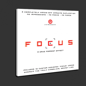 Focus (DVD and Gimmicks) by Full 52 - DVD