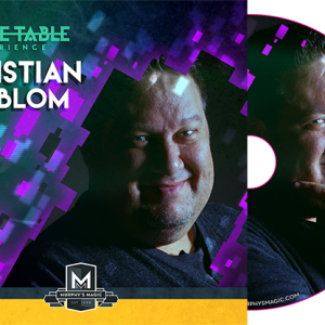 At The Table Live Lecture Christian Engblom - DVD