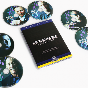 At The Table Live Lecture October-November-December 2017 (6 DVD Set)