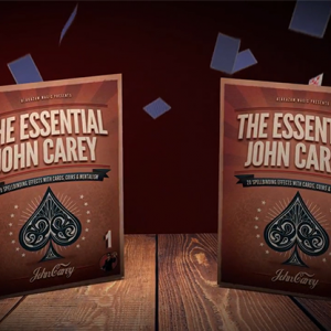 Essential Carey (2 DVD Set) by John Carey and Alakazam Magic - DVD