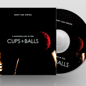 Jamy Ian Swiss A Masterclass in the Cups & Balls - DVD