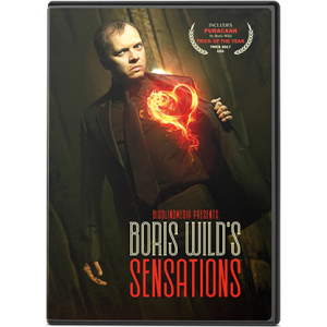 Boris Wild's Sensations (2 DVD Set) - DVD