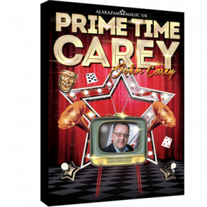 Prime Time Carey by John Carey (2 Disc DVD Set) - DVD