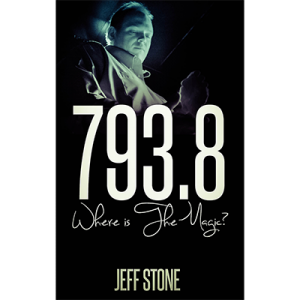 793.8 by Jeff Stone - Book