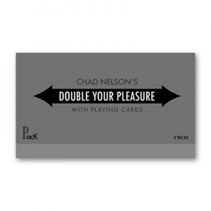 Double Your Pleasure  by Chad Nelson - Book