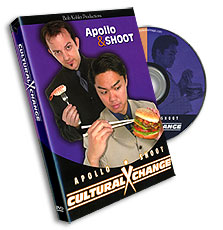 Cultural Exchange Vol 1 by Apollo and Shoot - DVD