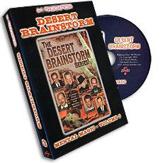 Desert Brainstorm- #3, DVD