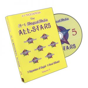 A-1 Magical Media All Stars Volume 5 - DVD