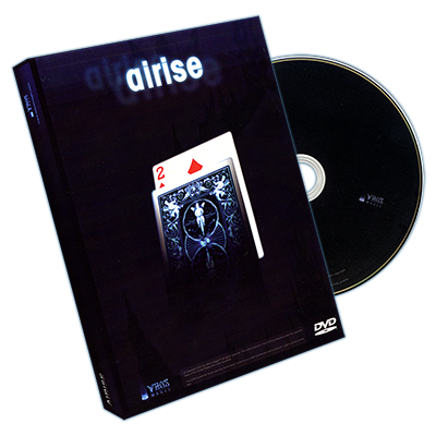 Airise Rising Card - DVD