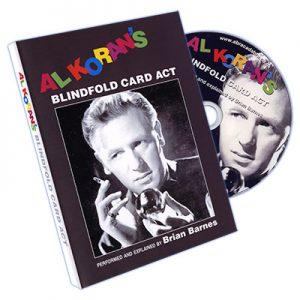 Al Koran's Miracle Blindfold Act - DVD