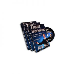 Topit Workshop (3 DVD Set)  by Bob Fitch - DVD