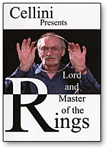 Cellini Lord & Master of Rings - DVD
