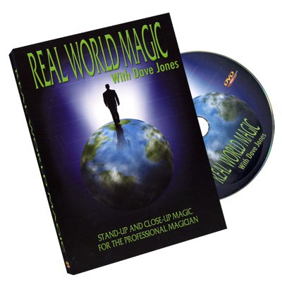 Real World Magic With Dave Jones & RSVP - DVD