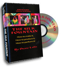 Silk Fountain, Laflin Silk series- #1, DVD