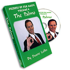 Palmo, The Laflin Silk series- #4, DVD