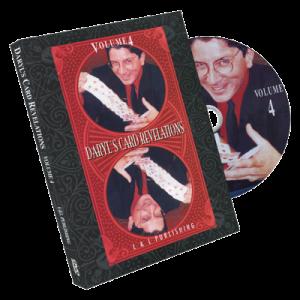 Daryl Card Revelations- #4, DVD