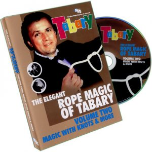 Tabary Elegant Rope Magic #2 by Murphy's Magic Supplies, Inc. - DVD