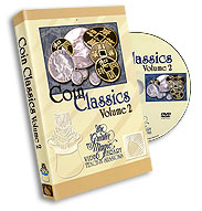 Coin Classics Greater Magic- #2, DVD
