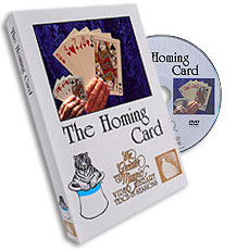 Homing Card - Greater Magic Teach In, DVD