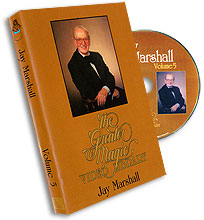 Greater Magic Video Library Vol 5 Jay Marshall - DVD