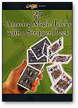 HR Stripper Deck, DVD