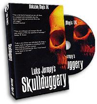 Skullduggery by Luke Jermay & Alakazam UK - DVD