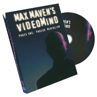 Max Maven Video Mind- #1, DVD