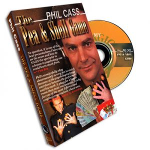 DVD The Pea and Shell Game - Phil Cass
