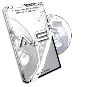 A.E. 2.0 by Peter Eggink - DVD