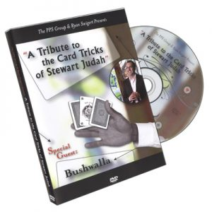 A Tribute To The Card Tricks Of Stewart Judah by The PPS Group & Ryan Swigert - DVD