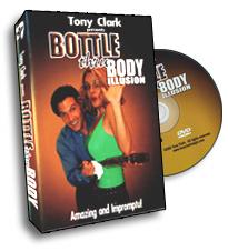 Bottle Thru Body Tony Clark, DVD