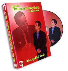 Timing Is Everything T. Clark, DVD