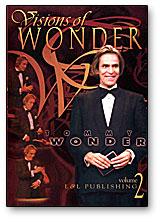 Tommy Wonder Visions of Wonder- #2, DVD
