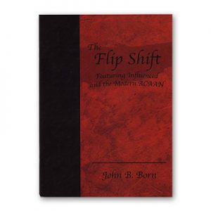 Flip Shift by John Born - Book