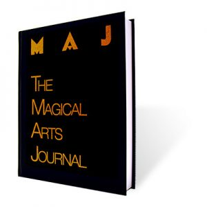 Magical Arts Journal (Deluxe Signed, Numbered, Limited Edition) by  Michael Ammar and Adam Fleischer - Book