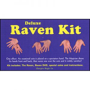 Raven® Kit (original/standard) w/Online Instructions by Chazpro - Trick