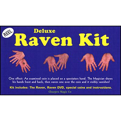 Deluxe Raven® Kit (Reel Raven®) w/Online Instructions - Trick