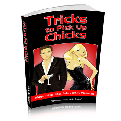 Tricks to Pick Up Chicks by Rich Ferguson - Book