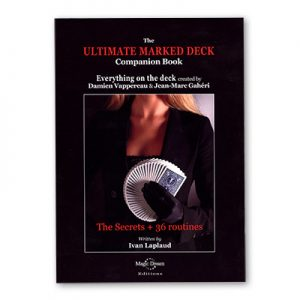 Ultimate Marked Deck (UMD) Companion Book - Book