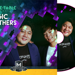 At The Table Live Magic Brothers - DVD