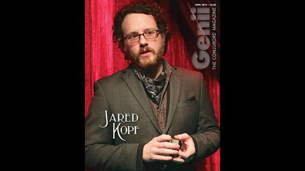 Genii Magazine April 2019 - Book
