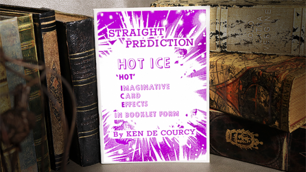 Straight Prediction by Ken de Coucey (HotIce) - Book